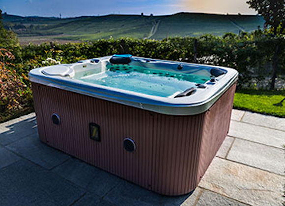 Get Rid Of Old Hot Tub
