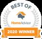 2020 Winner Best Of Home Advisor