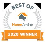 Best Of Home Advisor Award 2020