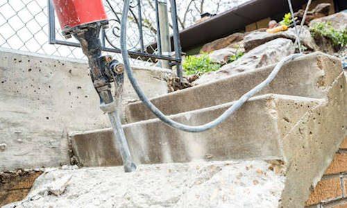 Concrete Removal Services