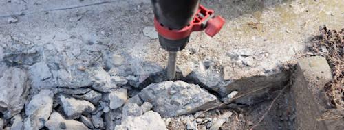 Concrete Removal