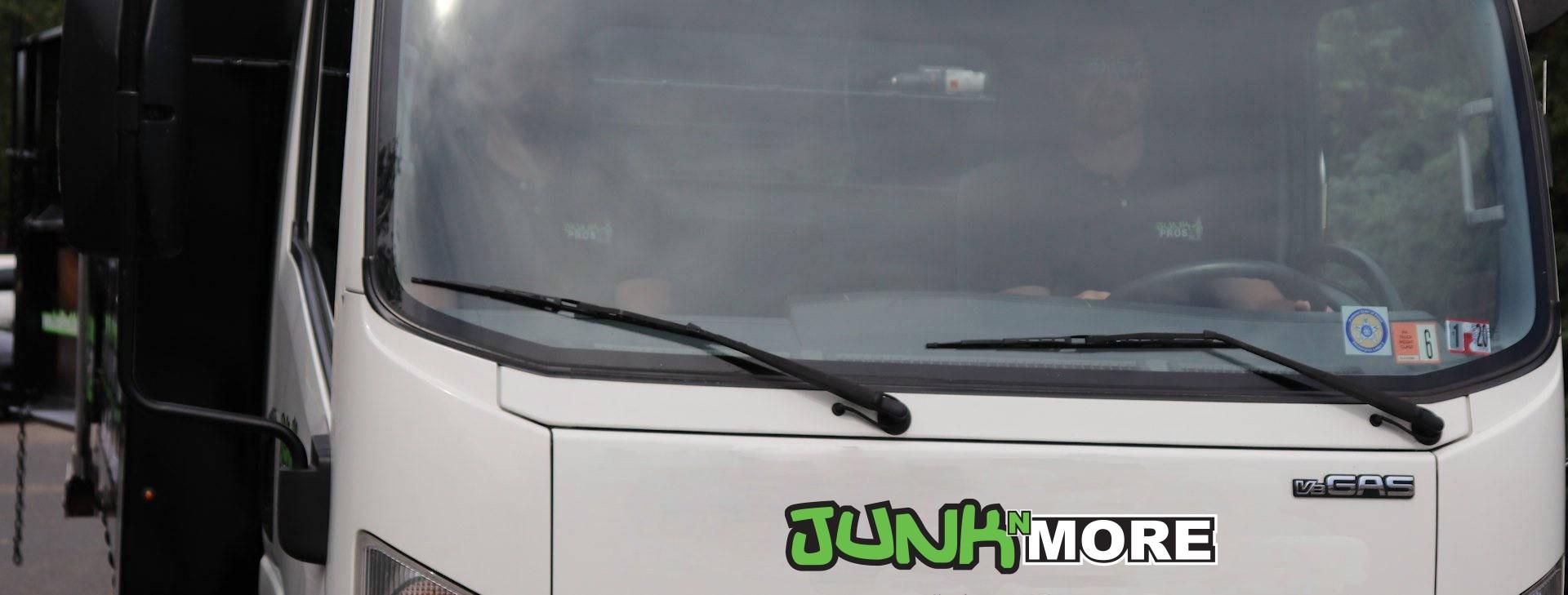 Junk N More Team In Truck